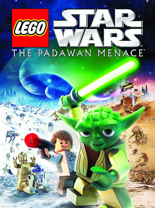 دانلود انیمیشن Lego Star Wars: The Padawan Menace 2011